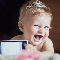 Малышка Нюшка :: Любовь Якимчук