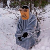 Лесной дух готовит западню :: Дмитрий Сиялов