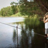На рыбалке :: Марат Валеев