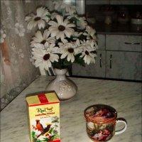 Приглашение к утреннему чаю :: Нина Корешкова