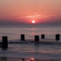 Солнечный закат :: Эрик