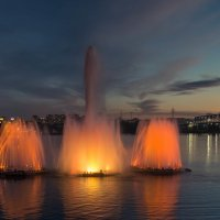 Вода, свет и музыка :: cfysx