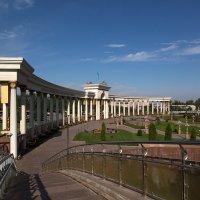 Парк Президента Назарбаева :: Евгений Мергалиев