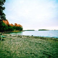Пляж :: Aleksey Nes