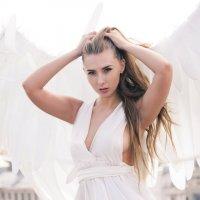 Ангелы в городе :: Мария Логовик