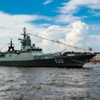 ДЕНЬ ВМФ  В САНКТ-ПЕТЕРБУРГЕ 31 ИЮЛЯ 2016 ГОДА :: Андрей Катаев