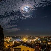 Ночные облака :: Александр Гапоненко