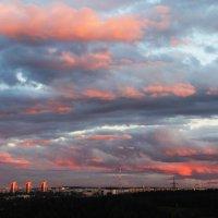 Закатные облака :: Avada Kedavra!