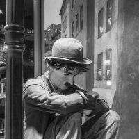 Charlie Chaplin :: Алина Ванага