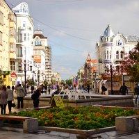 Ленинградская улица в Самаре.. :: Евгений