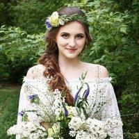 Единение с природой...Свадьба в стиле Botanic :: Вероника Пастухова
