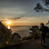 Meeting sunrise :: Dmitry Ozersky