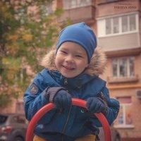 прогулка 2 :: Anna Enikeeva