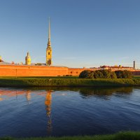 Петропавловская Крепость :: Александр Кислицын