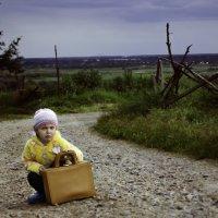 дорога домой :: Мария Саянова