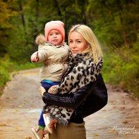 Яна и малышка Каролина :: Ольга