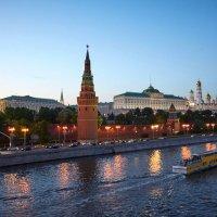 Кремль :: Лариса Фёдорова