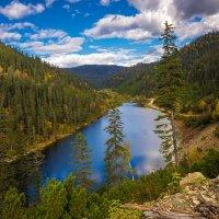 Озеро Амут! Ну вот и осень пришла! :: Ирина Антоновна