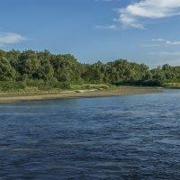 Река Кубань в сентябре :: Игорь Сикорский