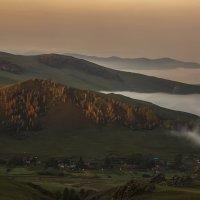 Утро в Баргузинской долине :: Павел Федоров