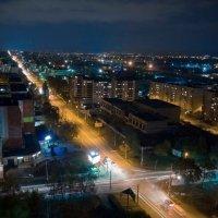 Чернівці нічні :: Степан Карачко