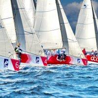 5 этап Национальной Парусная Лиги, Владивосток  4 :: Ingwar