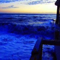 море бушует :: Таня