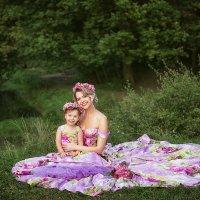 Мама и дочка :: Alenka