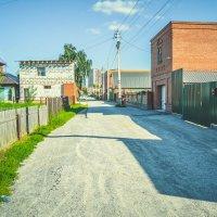 Родные улицы, где с бабушкой ходила. :: Света Кондрашова