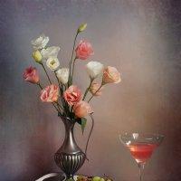 Розовое вино :: Юлия Эйснер