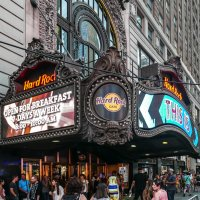 Hard Rock Cafe  - New York :: Павел L