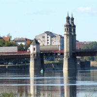 Мост королевы Луизы :: Людмила Жданова
