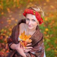 невеста Осень :: Мила Гусева
