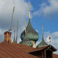 Идут года  (старые дворы) :: Святец Вячеслав