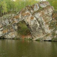 каменные ворота :: Ольга Русакова