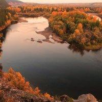 вечерняя осень... :: Александр
