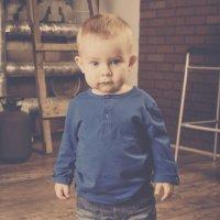 Маленький мужчинка) :: Anna Enikeeva