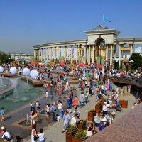 Фестиваль яблок «Aлма Fest-2016» :: Anna Gornostayeva