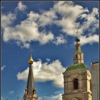 храмы Смоленска :: Дмитрий Анцыферов