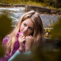 Сквозь листву пробиваются мечты... :: Антонина Говор
