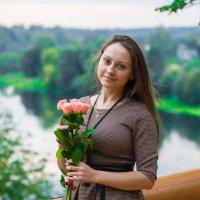 Розовые розы ... :: Андрей Куприянов