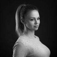 Чёрно-белое :: Анатолий Тимофеев