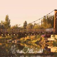 Мост :: TATYANA PODYMA