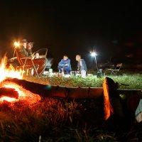 ночь после рыбалки :: андрей Язовских