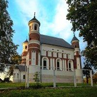 Оборонная церковь :: Владимир