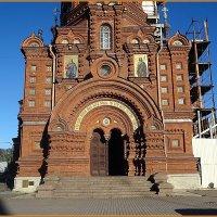 Богоявленская церковь :: Вера
