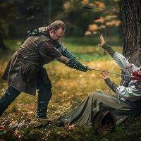 Жизнь средневековья ..... :: Виктор Седов