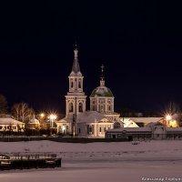 Акватория зимнего сна :: Александр Горбунов