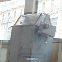 Платёжный автомат из 60-тых годов :: Galina194701