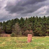 ...заброшенное еврейское кладбище :: юрий иванов